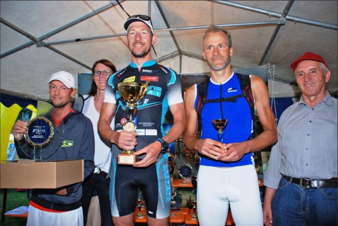 Franz Lamprecht Klassensieger beim Klopeiner See Lauf 2019
