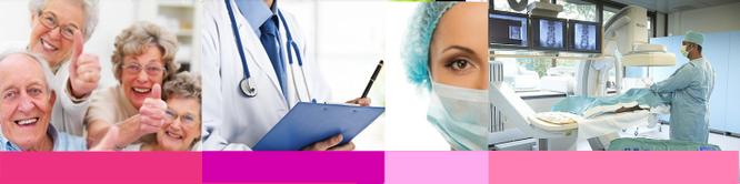medicial travaille sur tout le département du Rhône avec les patients et les professionnels de santé dans le cadre de la perte d'autonomie et du handicap