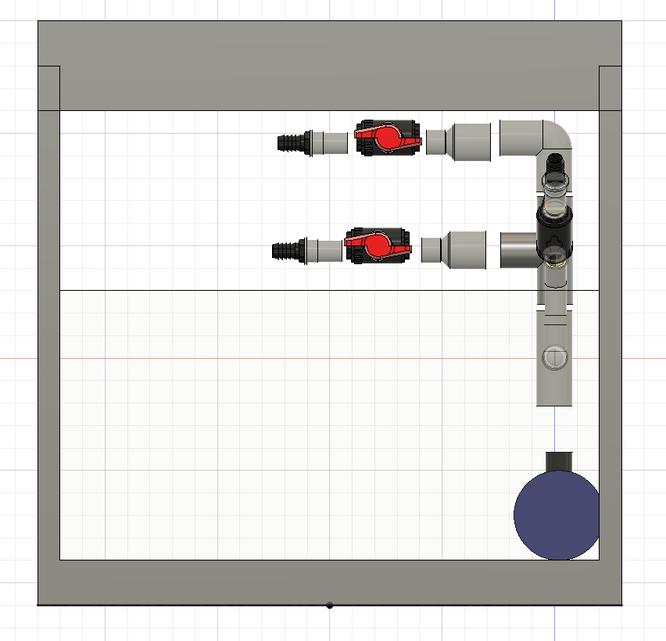 オーバーフロー水槽 DCポンプ 水中ポンプ DEP-6000 HSBAO マメオーバーフロー