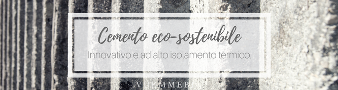 Cemento eco, casa, eco-sostenibile, edilizia Cagliari
