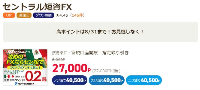 ポイ活再サイトおすすめ比較一覧ランキング1位で27,000円稼げる