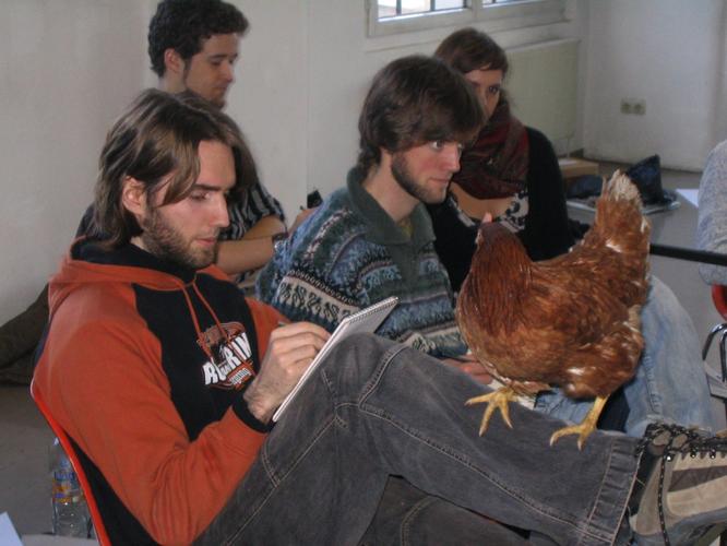 Zeichen-Seminar Universität Siegen
