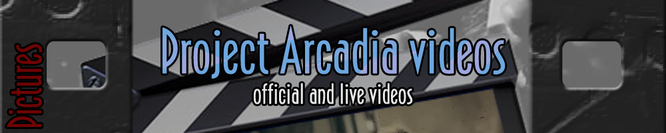 Project Arcadia videos