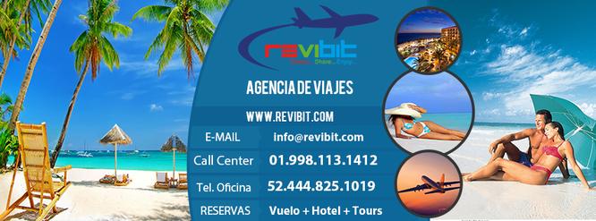 Revibit Entertainment Travel Agency