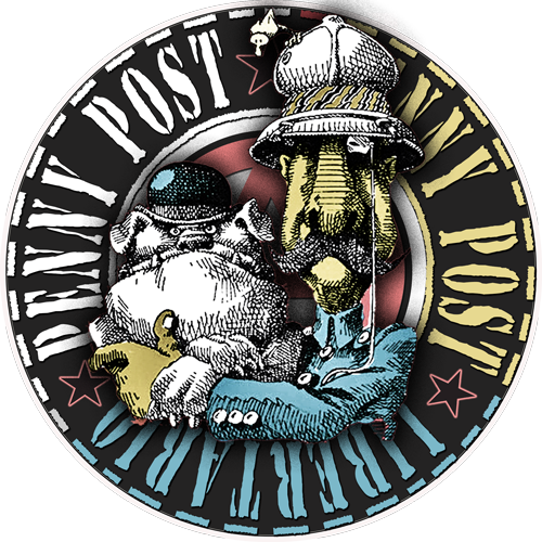 Penny Post Libertarian Journal logo