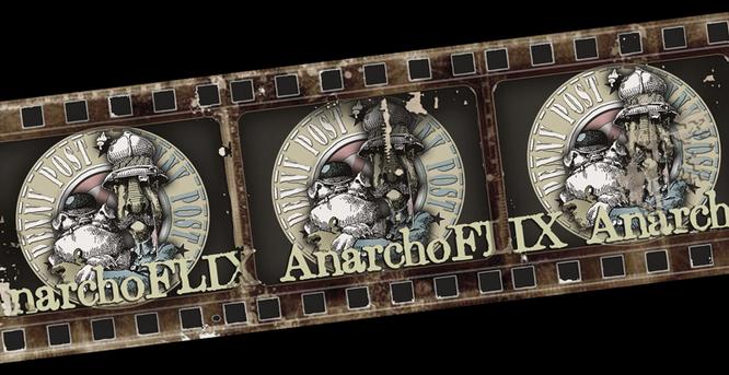 AnarchoFLIX Film Archive logo