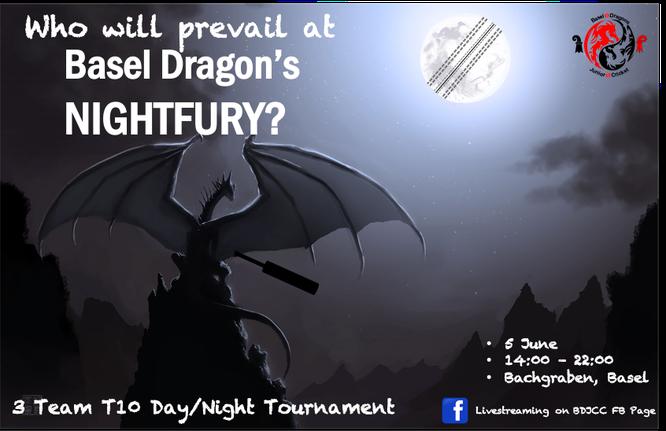 Basel Dragon's Nightfury