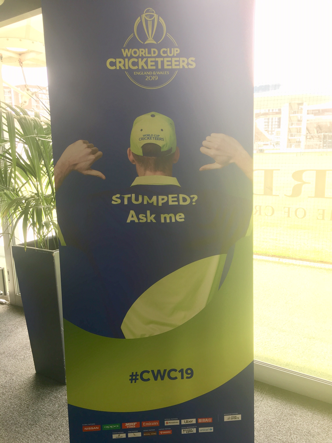 #CWC19 - Cricket World Cup 2019 'Cricketeers'