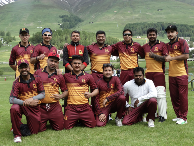 Geneva Cricket Club (2019 Mr Pickwick Twenty20 semi-finalists)