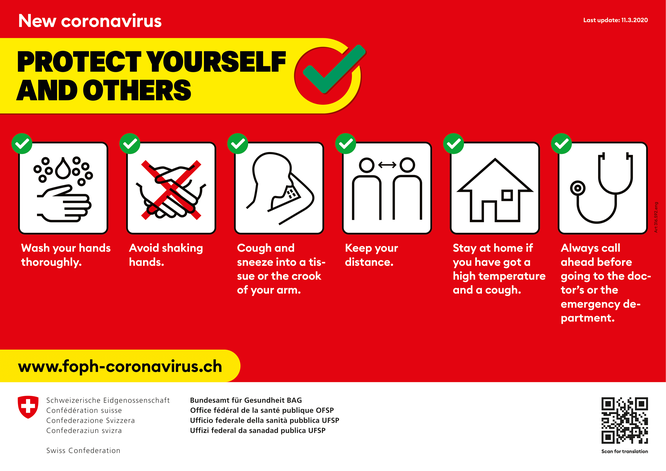 Protect Yourself & Others
