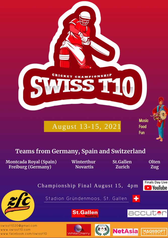 SwissT10 (August 13-15, 2021)