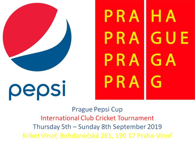 Prague Pepsi Cup 2019 (5-8.9.2019)