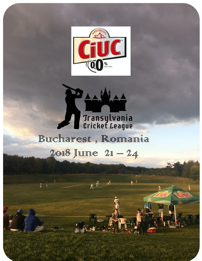 Transylvania Cricket league (21-24.6.2018)