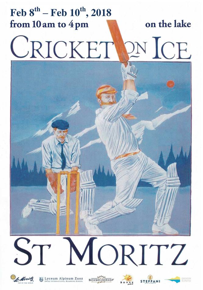 Cricket on Ice 2018 (8-10.2.2018)