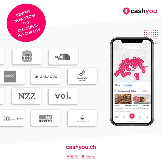 cashyou social media advertisement (EN)