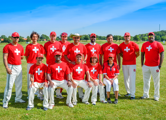 Swiss National Squad 2017