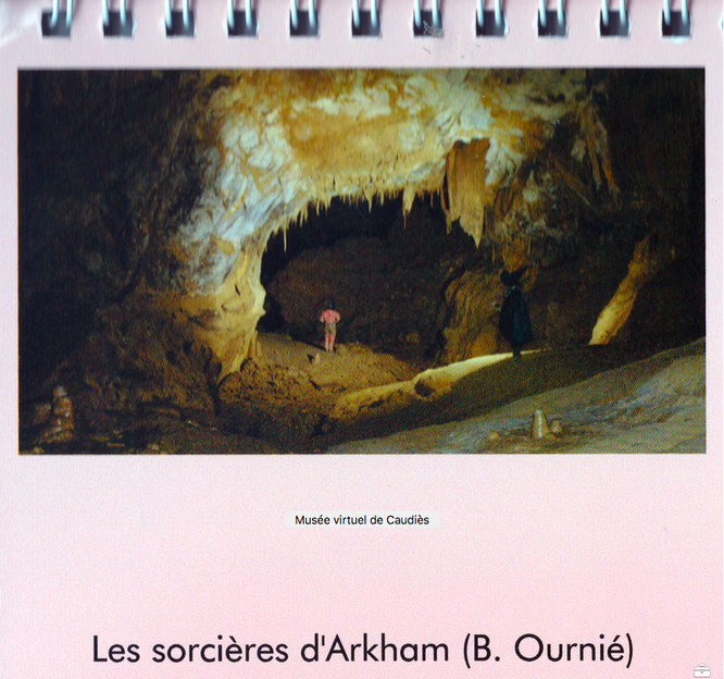 Photo de B. Ournié pour le calendrier 2016 de l'association Patrimòni Caudierenc