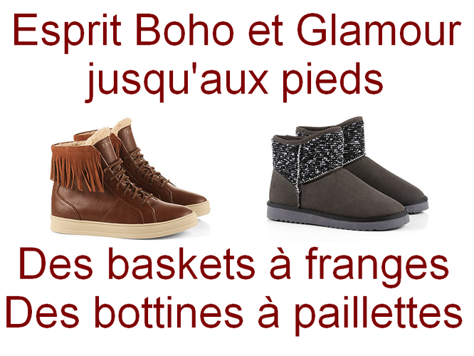 CHAUSSURES ESPRIT HIVER 2015 BLOG MODE FRANCE