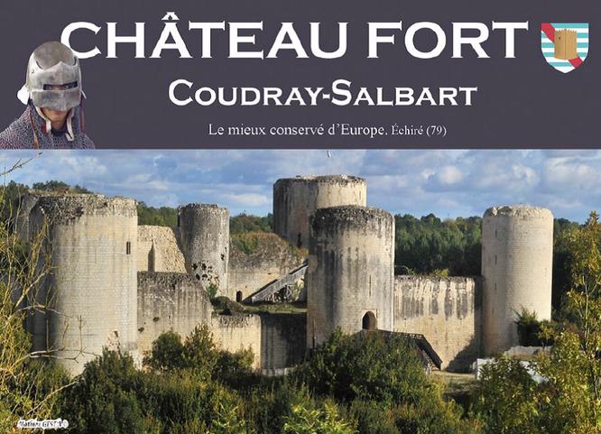 Sites historiques et château: Tumulus de Bougon (Préhistoire), Coudray-Salbart (Moyen-Age), Dampierre-sur-Boutonne (Renaissance),...