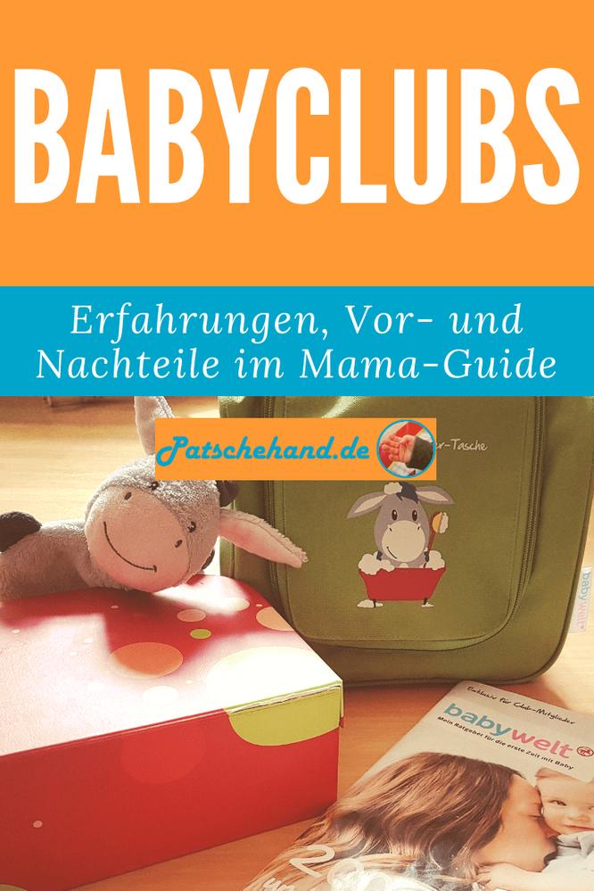 Grafik meines Babyclub-Guides zum Teilen auf facebook bzw. Pinnen auf Pinterest.