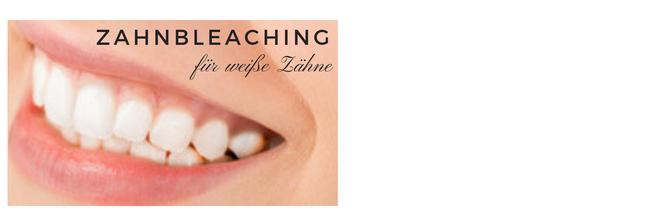Zahnbleaching, Zahnaufhellung