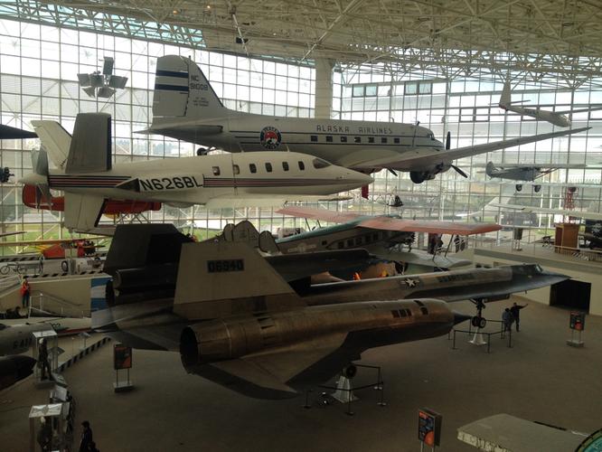 23-10-2016 - N626BL (Lear Fan, E001) - Seattle Museum of Flight (WA), USA - (C) R. Verhaegh