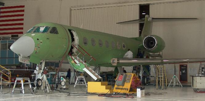 Savannah (GA) - (C) Gulfstream Aerospace Corporation