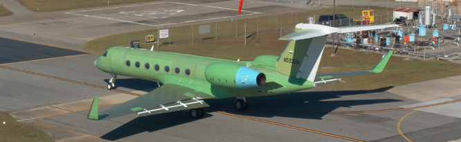 03-11-2005 - Savannah (GA), USA - First flight - (C) Gulfstream Aerospace Corporation