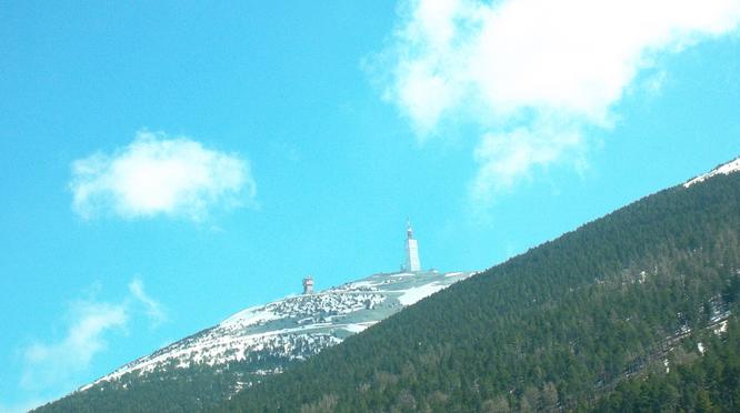 Chambre d'hôtes au pied du Mont Ventoux