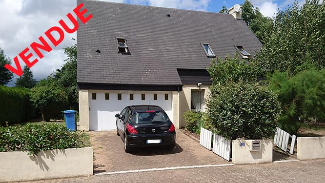 Encore une maison vendue à Thouaré sur Loire. Merci de votre confiance.