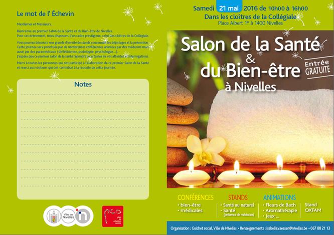 Salon de la Santé et du Bien-être de Nivelles