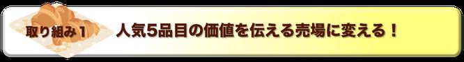 藤岡千穂子,パン,作り方,人気商品,売上アップ