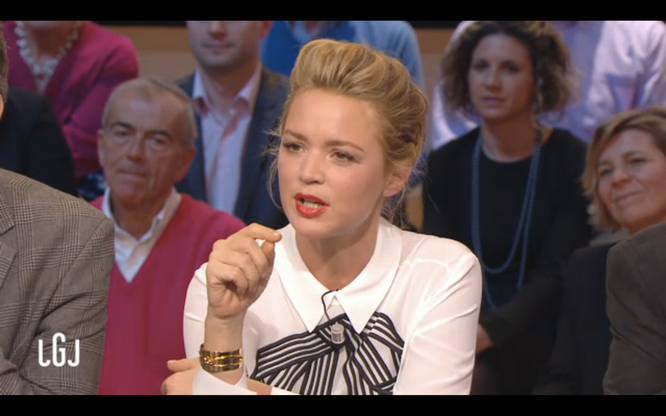 Virginie Efira Le Grand Journal