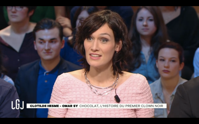 Clotilde Hesme - Le Grand Journal