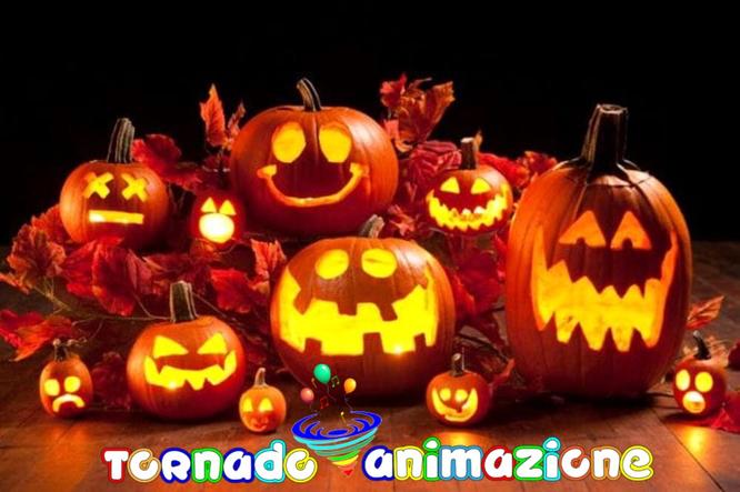 Animazione festa di Halloween Roma