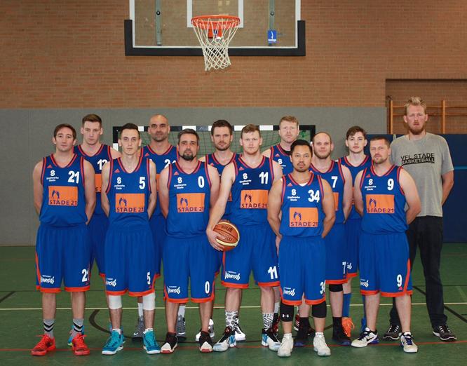 Die zweite Herrenmannschaft geht in ihre zweite Oberligasaison. (Foto: Klencke)
