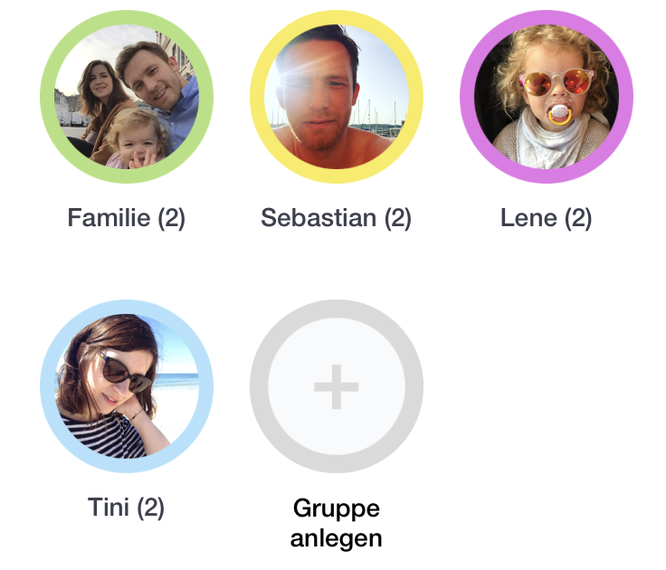 Familienkalender-App Looping im Test