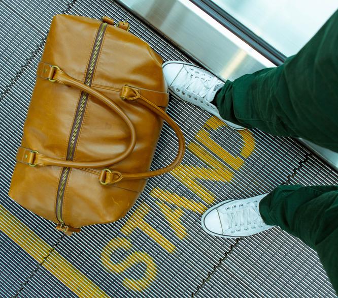 Sporttasche richtig packen, um schnell ins Fitnessstudio zu kommen