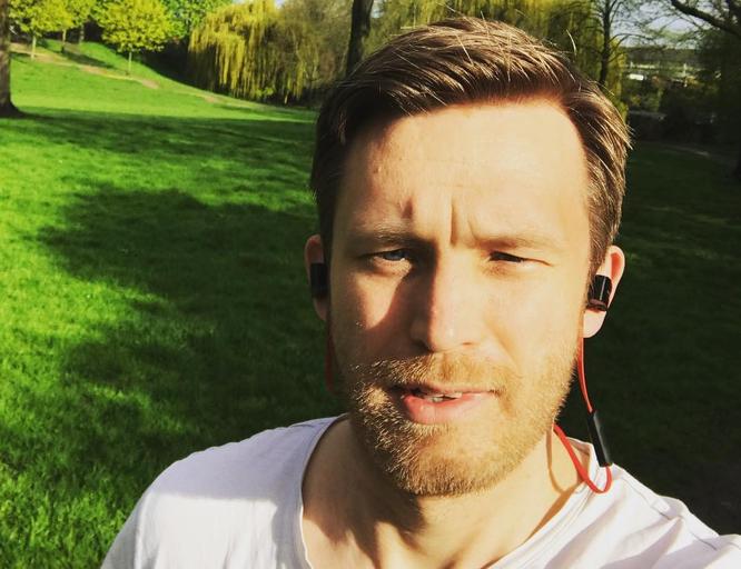 Meine jeden-Tag-joggen-Challenge läuft