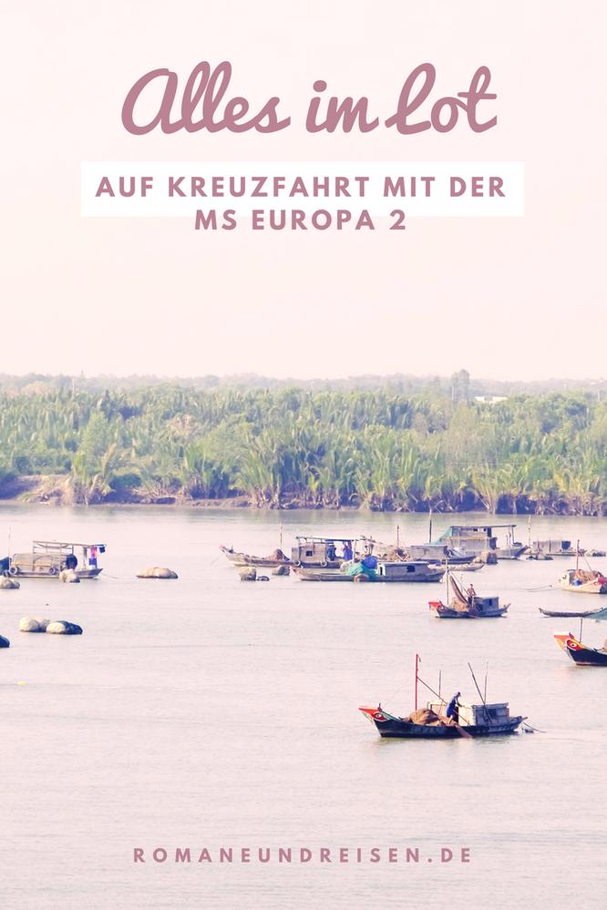 Kreuzfahrt auf der MS Europa 2,Vietnam, Mekong