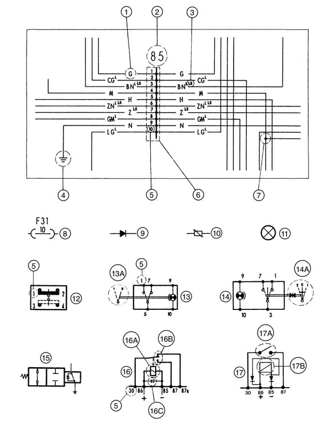 Massey Ferguson Electrical Wiring Diagram