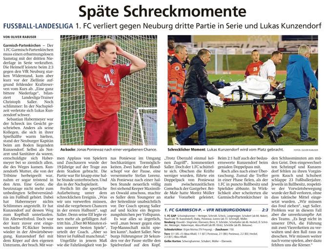 Tagblatt 25.11.2019