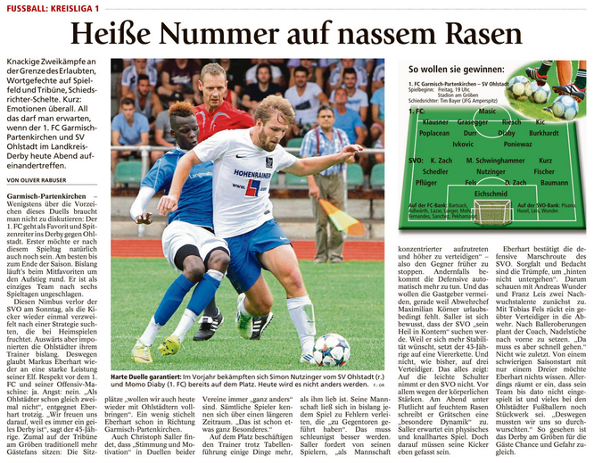 Ga-Pa Tagblatt vom 16.09.2016