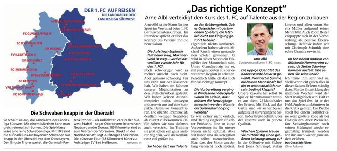 Garmischer Tagblatt vom 12.07.2019