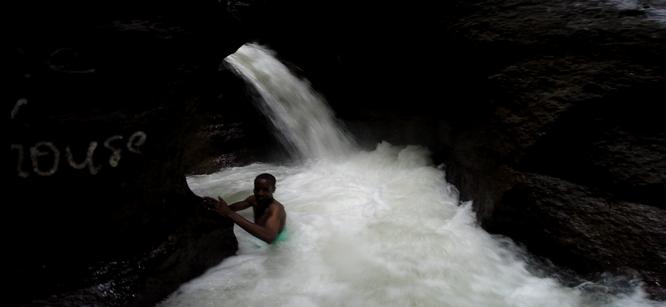 Titou Gorge 2. Wasserfall