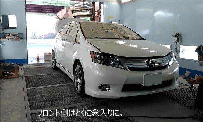 車 コーティング 価格 島根県松江市 カートピア石橋のクオーツ・ガラスコーティングの施工事例
