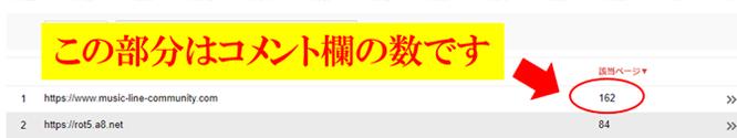 google search consoleに表示されているブロックされたリソースの数