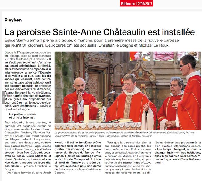 http://www.ouest-france.fr/bretagne/pleyben-29190/la-paroisse-sainte-anne-chateaulin-est-installee-5244407