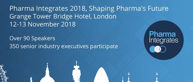 Pharma integrates - shaping pharma's future