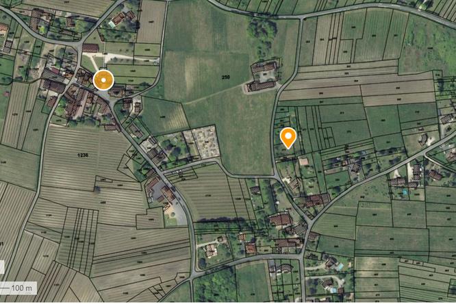 Terrain constructible proche BLAYE, sud gironde, nouvelle Aquitaine